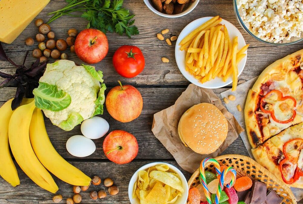Processed foods cause us to overeat and gain weight