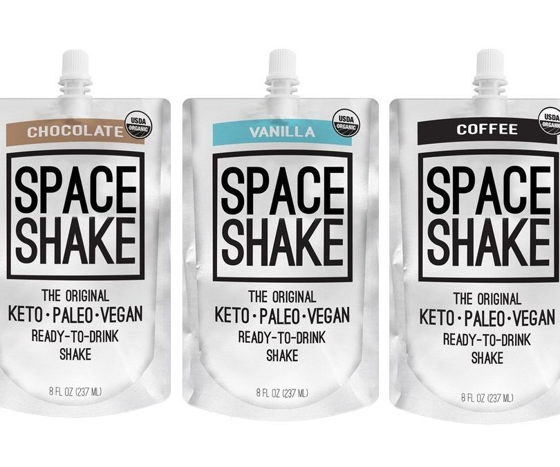 Space Shake – High-Fat Meal Replacement, Creamer, Drink
