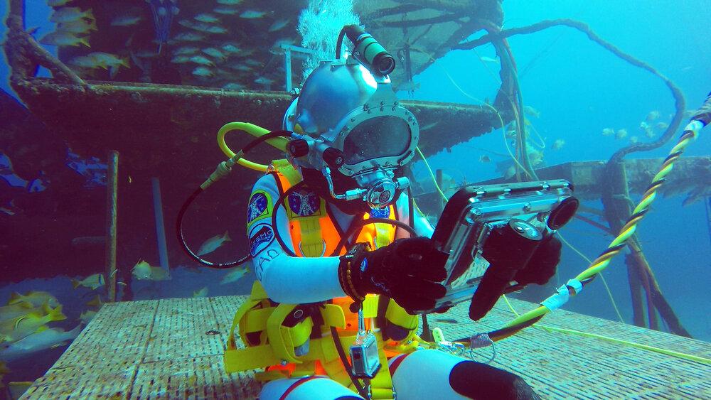 Living underwater: NEEMO23