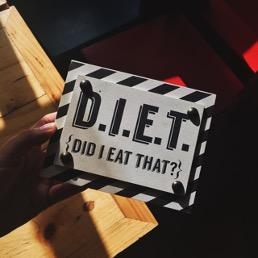 diet paper